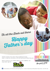 Rembrandt Mall_New Poster_Fathersday_2016-01